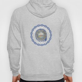 New Hampshire Its In My DNA New Hampshirite Flag Hoody