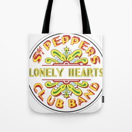 Sgt. Peppers Tote Bag