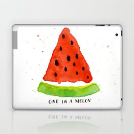 One in a melon Laptop & iPad Skin