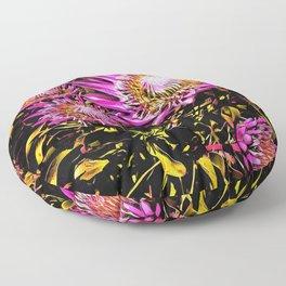 King Proteas Floor Pillow