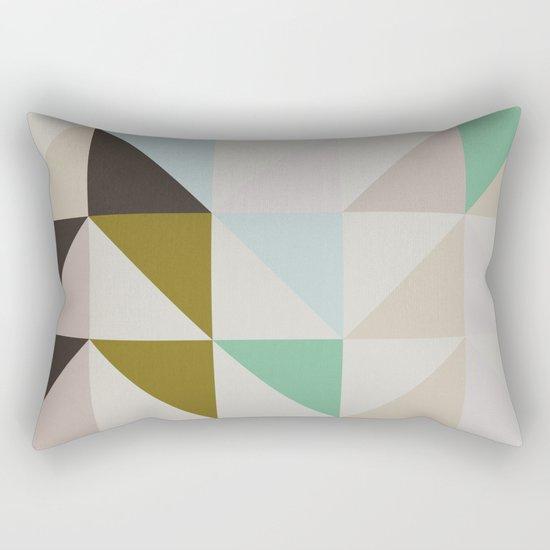 The Nordic Way II Rectangular Pillow