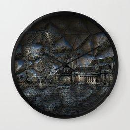 mystical London Wall Clock