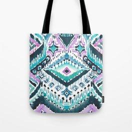 STAY WOKE Blue Tribal Tote Bag