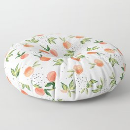 Peach Crush MB002 Floor Pillow