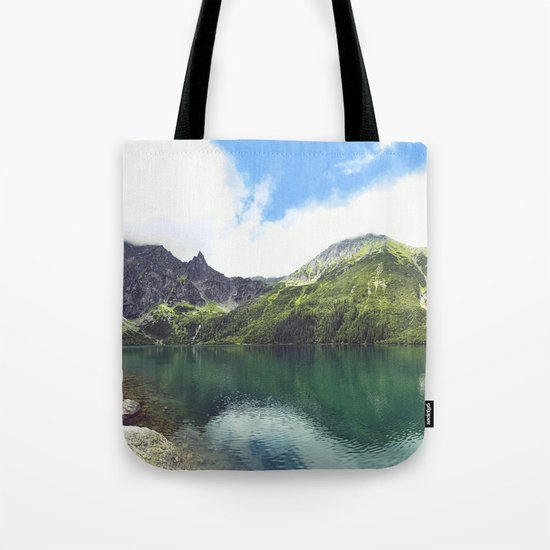 Eye of the Sea Tote Bag