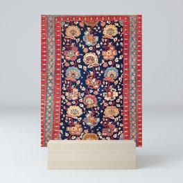 Garahgozloo West Persian Kurdish Rug Print Mini Art Print