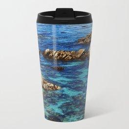 sea Metal Travel Mug