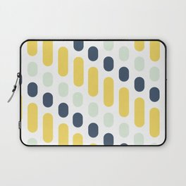 Hello Sunshine Dots and Dashes Laptop Sleeve