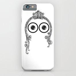Look into me eyezz iPhone Case