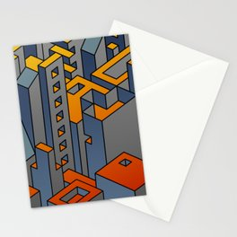 Welcome to the Machine #1 Stationery Cards