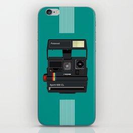 Polaroid II iPhone Skin