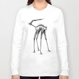 Bad Trip Cat Long Sleeve T-shirt