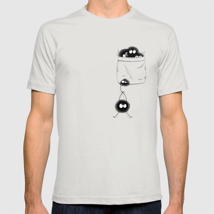 Pocket Full of Soot T-shirt
