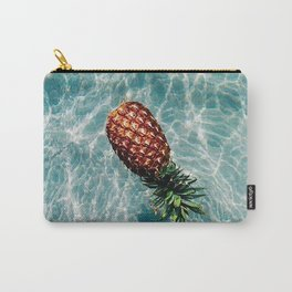 Ah, Summer: Pineapple Carry-All Pouch