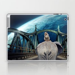 Planet of the Apes by GEN Z Laptop & iPad Skin