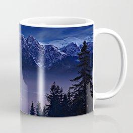 The Mountain's Dream Coffee Mug