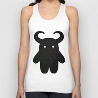 taurus Tank Tops featuring Taurus by Leandra Lilly Dreyer