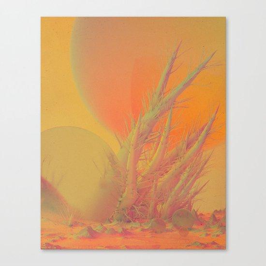 XAMPRO (everyday 02.23.16) Canvas Print
