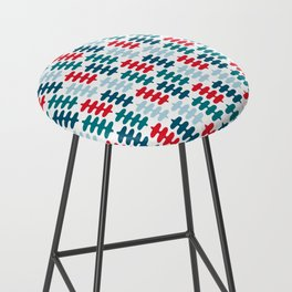 Joy collection - Red leaves Bar Stool