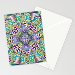 Perpetual Psychedelic Machine Stationery Cards