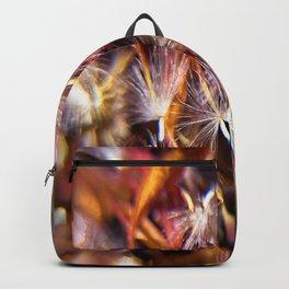 Flower Seeds-2 Backpack