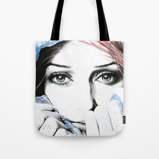 See What Feelings I Hide Tote Bag