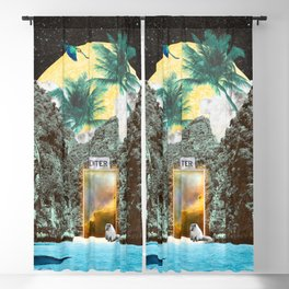 Enter Paradise Blackout Curtain