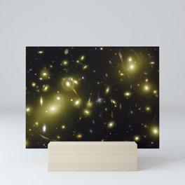 1752. A Cosmic Magnifying Glass Mini Art Print