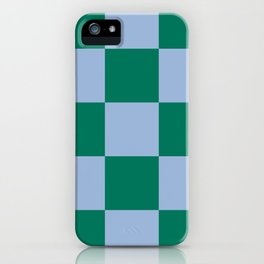 Checked Trendy Lifestyle Pattern Lamia iPhone Case
