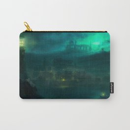 Haunted Fishing Village Carry-All Pouch