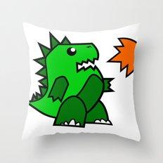 KOTM Throw Pillow