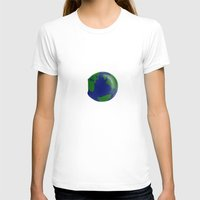 bubble T-shirts featuring Bubble by barmalisiRTB