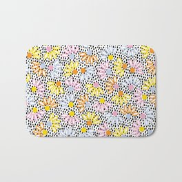 Pretty Petal Bath Mat