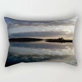 August morning in archipelago 2 Rectangular Pillow