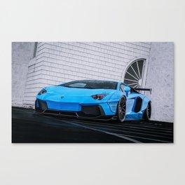 Lambo Aventador Canvas Print