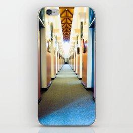 San Juan Capistrano Library iPhone Skin