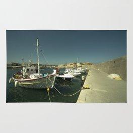 Hersonissos Harbour Rug