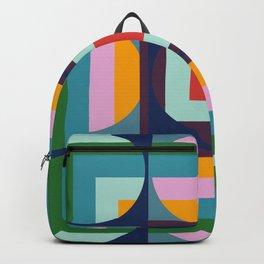 Funky Groovy Mega Disco Backpack