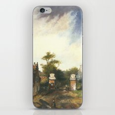 The Netherlands Landscape 2 Oil Painting iPhone & iPod Skin