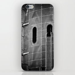 confined spaces iPhone Skin