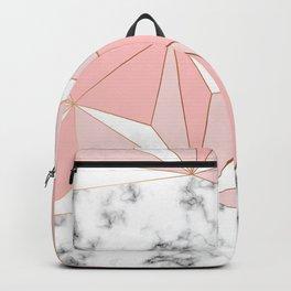 Marble & Geometry 042 Backpack