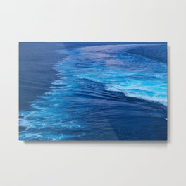 Gorgeous Sea Metal Print