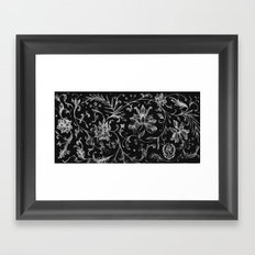 Pattern 002 Framed Art Print