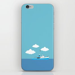 The Life Aquatic with Steve Zissou: The Belafonte iPhone Skin
