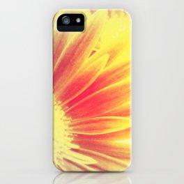 FLOWER 024 iPhone Case