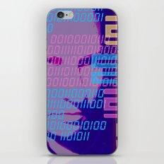 Cyborg 1 iPhone & iPod Skin