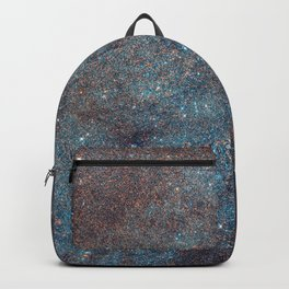 Awesome Andromeda Galaxy Photograph by NASA Hubble Telescope Backpack