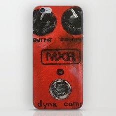MXR Dyna Comp iPhone & iPod Skin