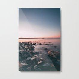 Munkholmen Island Metal Print