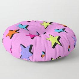 Pop Star - Pattern Floor Pillow